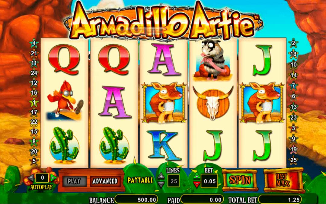 Maravillosa tierra de Amaya Gaming